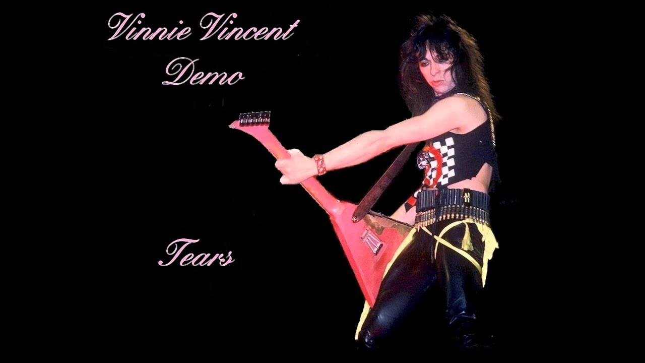 Vinnie Vincent - All Systems Go