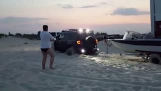 Jeep Wrangler, Toyota FJ Cruiser VS Южанка 2, rubicon, 4x4, discovery, Одесса покатушка off road