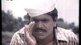 Chal Re Laksha Mumbaila (1987) l marathi movie l part 1 l Laxmikant berde in Double Role