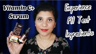 *New* Wow Vitamin C+ 20% Serum   Detailed Review, PH Test, Experience   An Average Product
