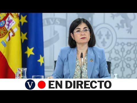 DIRECTO: Carolina Darias comparece tras el Consejo Interterritorial de Salud