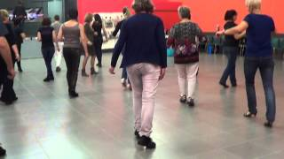 Feel the Freedom line dance by Barbara Seelt