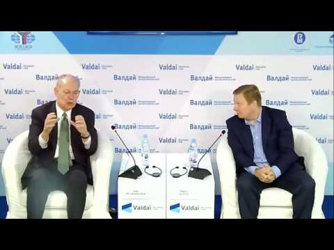 John Mearsheimer Discusses Global Order and Great Power Politics at Valdai Club