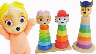 best toddler learning videos compilation for kids long video paw patrol preschool toys