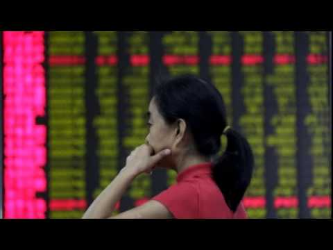 China Slumps Again But US Markets Surge