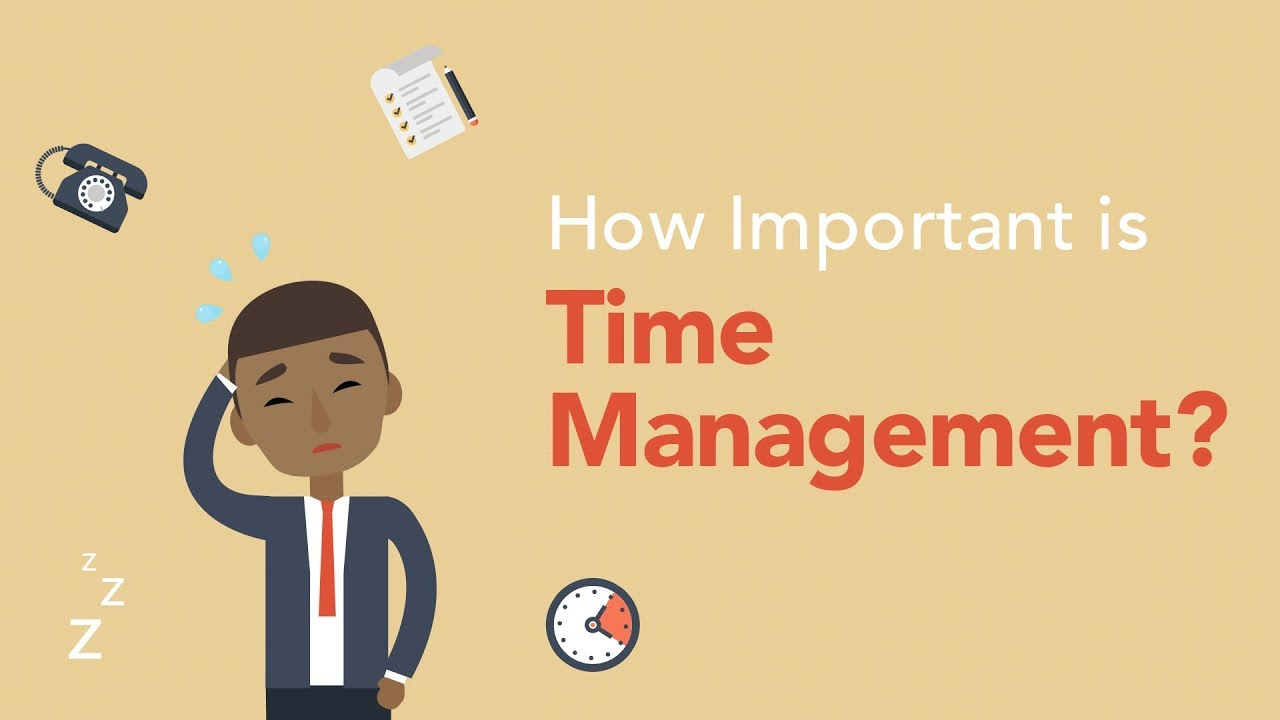 The Importance Of Time Management Brian Tracy Youtube