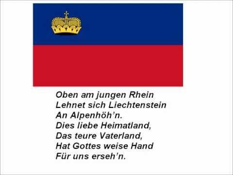 Nationalhymne Liechtenstein