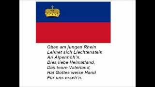 Nationalhymne Liechtenstein