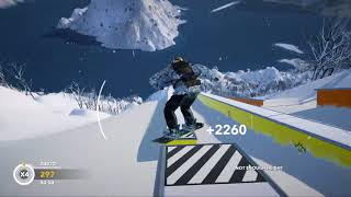 Steep road to the olympics dlc 2: Japan snow park