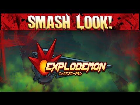 Smash Look! - Explodemon Gameplay |