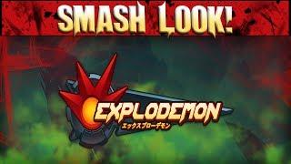 Smash Look! - Explodemon Gameplay