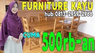 Pusat Mebel  Kayu Dan Furniture Kayu Jepara Murah 081329592966