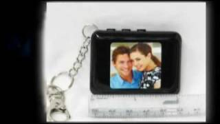 Coby Digital Photo Keychain Review DP-151