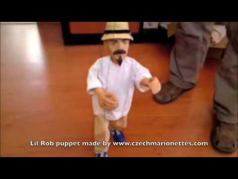 Lil Rob – unique Marionette | Czech Marionettes