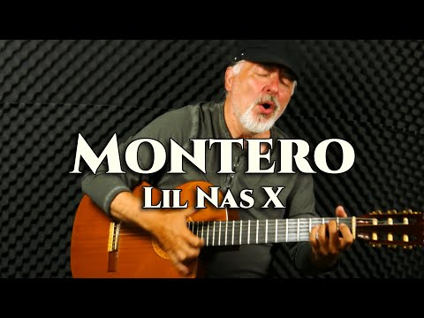 Lil Nas X – MONTERO (Call Me By Your Name) – Spanish Guitar – fingerstyle cover