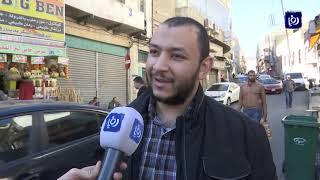 """الأردنيون يتحصنون بالكمامات خشية """"كورونا"""" ( 28/2/2020)"""
