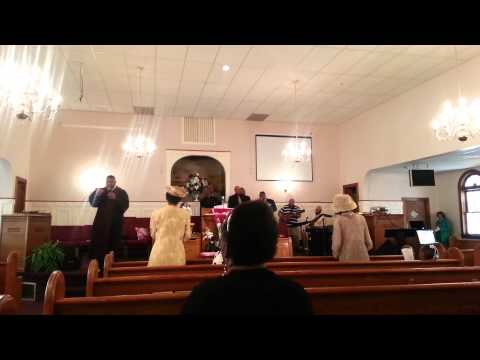 NLIC Male Choir Still got a praise inside of me