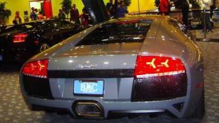 2006 S.F. Auto Show - Exotic and Concept Cars