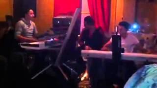 Visar Japani ( Drums ) Vs. Mentori Vogel (Solo ) - hit 2o13 Zjarrrr