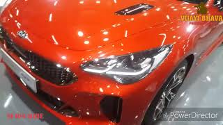 Kia Stinger GT | now in india 2018 | auto expo | review