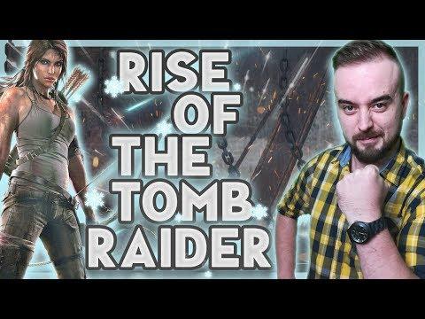 Gramy w Rise of the Tomb Raider (Zapis Live) #1