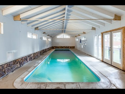 Big Bear Cabin and Vacation Rentals - 5 Bedroom, Indoor pool, sleep 16