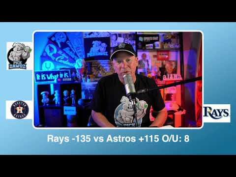 Houston Astros vs Tampa Bay Rays Free Pick 10/16/20 ALCS Game 6 Picks & Predictions MLB Picks