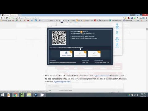 How to easily install the Ethereum wallet! | Tutorial