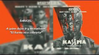 Noriel - Karma   Ft Darkiel, Divino, Rkm Y Ken-y