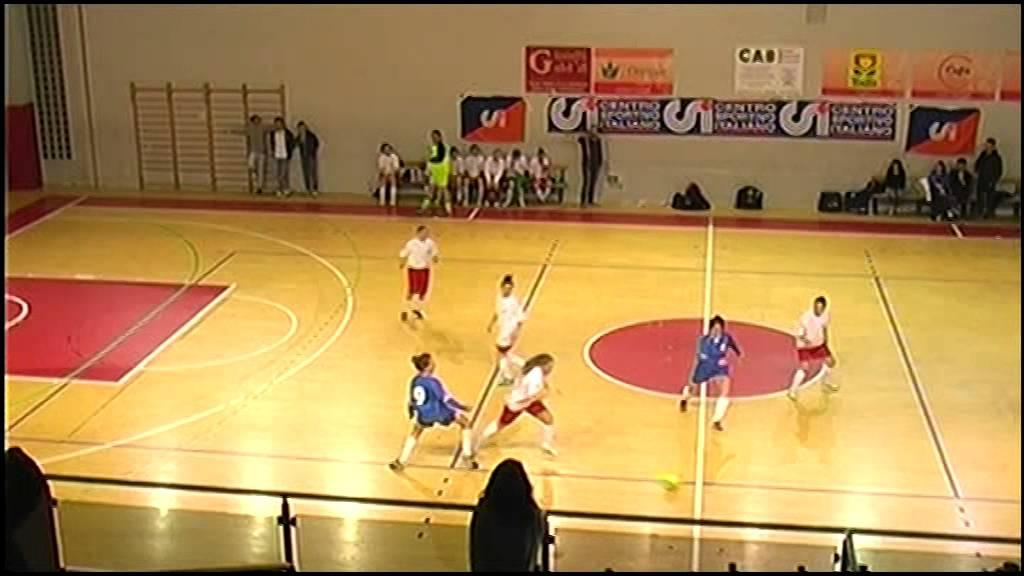 Finale Calcio A 5 Open Femminile Campionato Provinciale