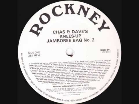 CHAS & DAVE'S KNEES UP JAMBOREE BAG No. 2   1983  (FROM VINYL)