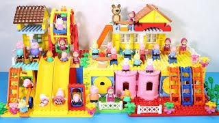 Peppa Pig Lego House Creations Toys For Kids #5