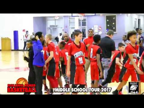 [ 309 Sports ] Rolling Acres Middle School Varsity Basketball 2016-2017