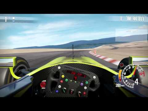 Project CARS (C.A.R.S.) Build 129 - Formula B at California Raceway (Willow Springs)