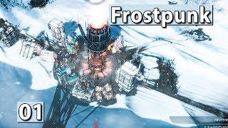 Frostpunk - Überleben in der Kälte Simulator ► #01 Gameplay deutsch german