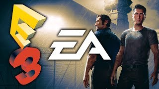 E3 2017 EA Press Conference - Full Livestream & Reaction