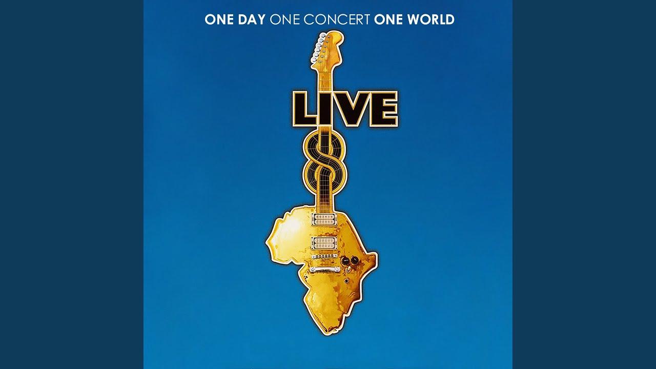 Speech (Live at Live 8, Hyde Park, London, 2nd July 2005)
