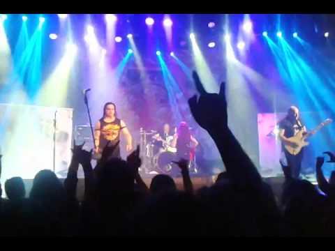 SARATOGA Resurrección ( Sala La Riviera Madrid 9-1-16)