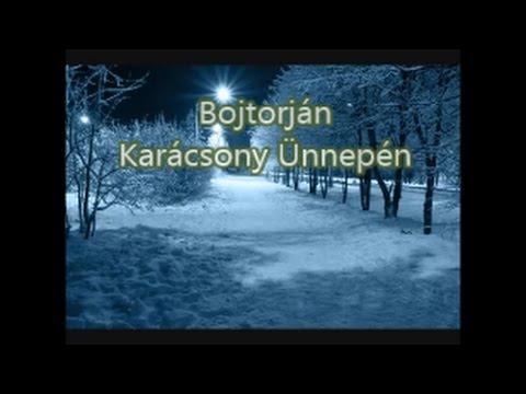 Bojtorján - Karácsony ünnepén (dalszöveggel - with lyrics) mp3 letöltés