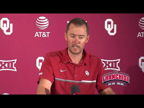 Texas Weekly Press Conference - Lincoln Riley