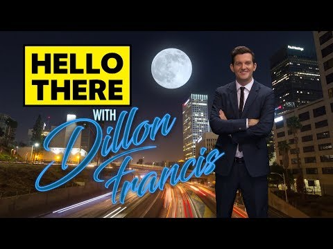 Dillon Francis - Hello There (ft. Yung Pinch) (Official Music Video)