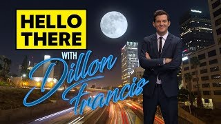 Смотреть клип Dillon Francis - Hello There Ft. Yung Pinch