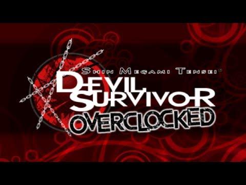 Shin Megami Tensei Devil Survivor Overclocked - Stream #7 [Last day Naoya Route]