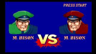 [[TAS]] Street Fighter ll: Champion Edition M. Bison(Dictator) 1080p 60fps