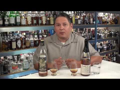 Yellowstone 105 & Booker's Center Cut Bourbons Reviewed