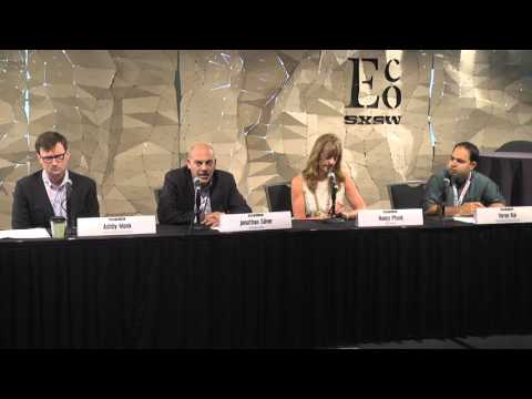 SXSW Eco 2015 - VC and Clean Energy Startups: Unexamined Progress