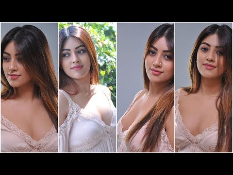 Anu Emmanuel Stunning at Oxygen Movie Interview