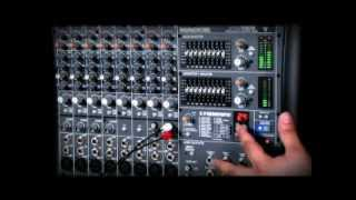 Mackie PPM Series Powered Mixer