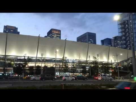 Tokyo station Yaesu exit
