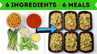 6 Ingredients - 20 Minute Meal - Vegan Gluten Free
